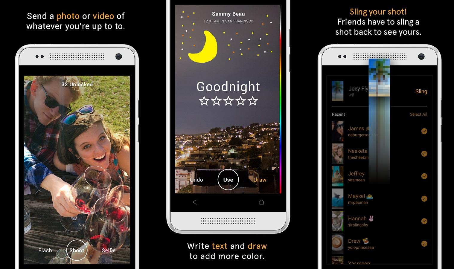 Slingshot Android